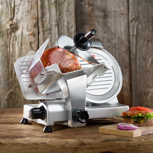 how to use a meat slicer