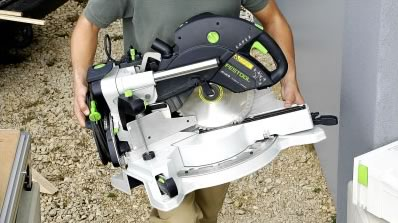 Miter Saw Easy to Carry