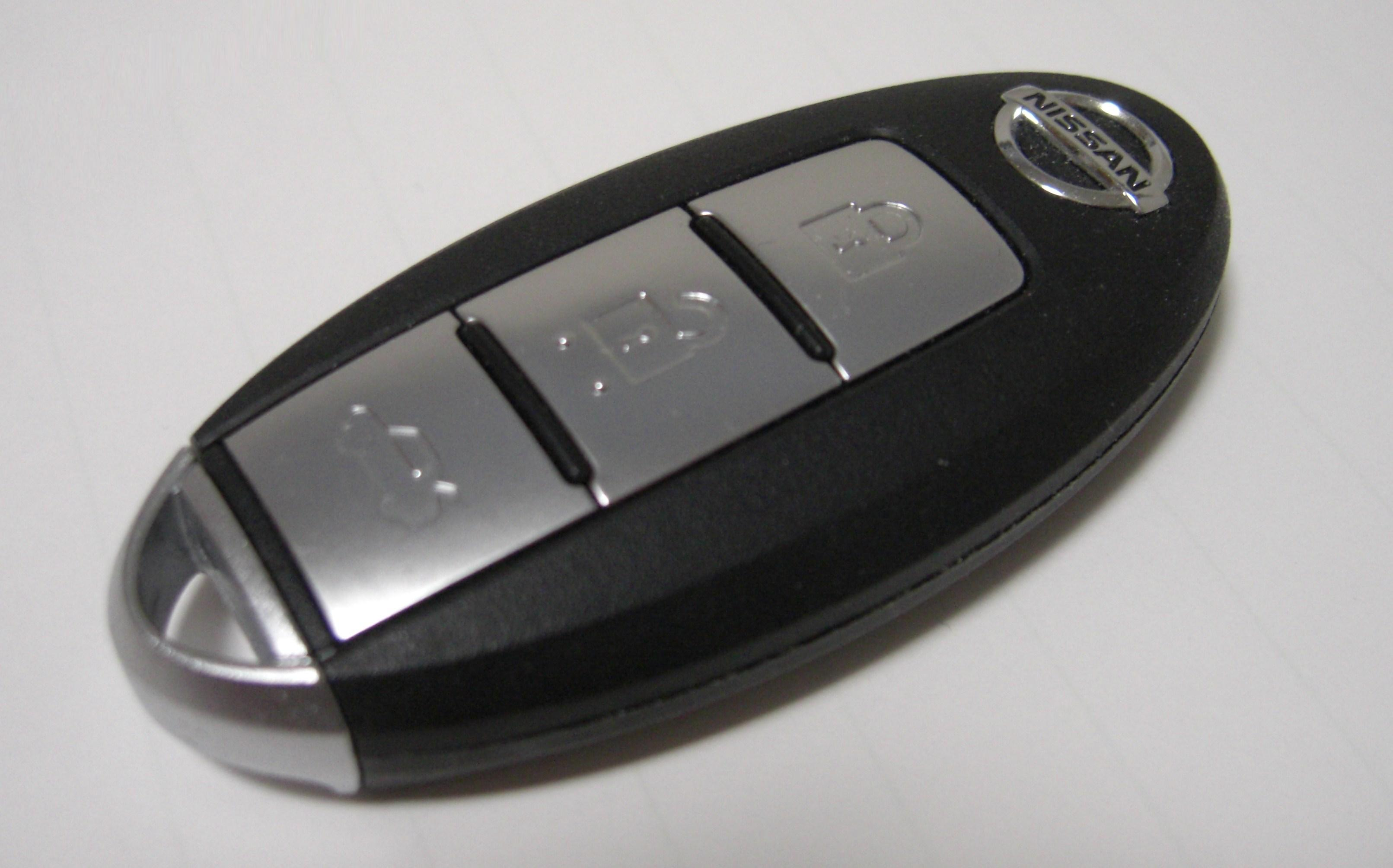 Entry Keyless Remote.