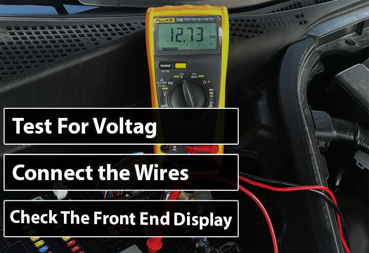 Testing a Car Amplifier with a Digital Multimeter